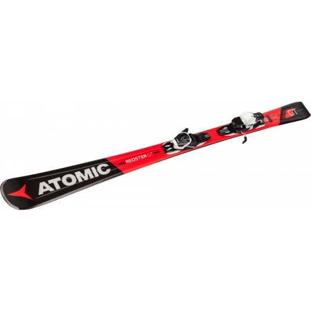Downhill skis - Atomic REDSTER GT+LITHIUM 10 - 6
