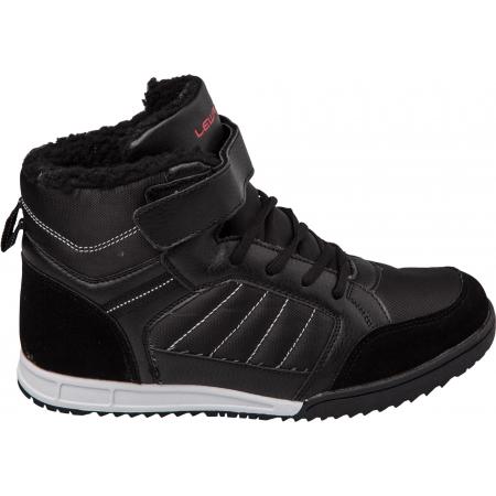 Dětská zimní obuv - Lewro CUBIQ - 3 47e12c62bd