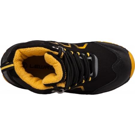 Detská zimná obuv - Lewro TAMMY - 5