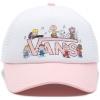 Дамска шапка с козирка Peanuts - Vans PEANUTS DANCE PARTY OL - 1