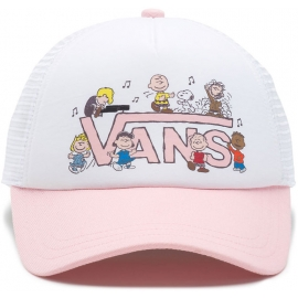 Vans PEANUTS DANCE PARTY OL - Women's Peanuts trucker hat