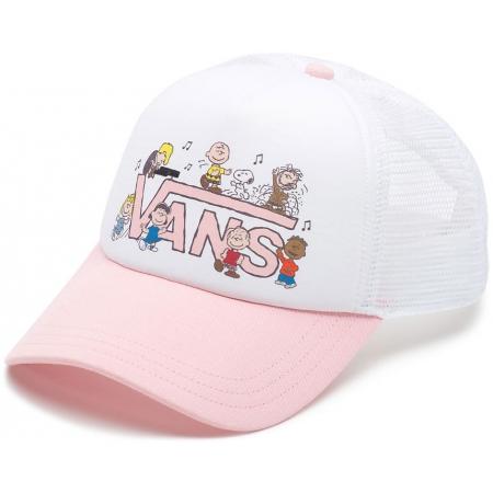 Дамска шапка с козирка Peanuts - Vans PEANUTS DANCE PARTY OL - 2