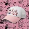 Дамска шапка с козирка Peanuts - Vans PEANUTS DANCE PARTY OL - 4