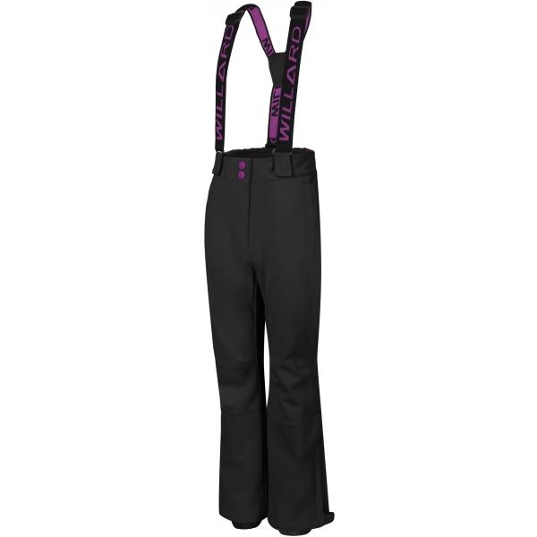 Willard ELLE - Dámske softshellové nohavice