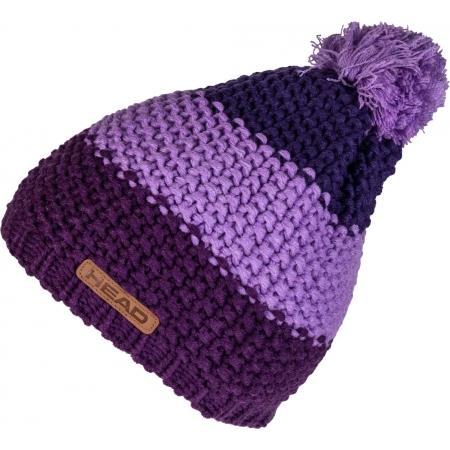 4bce0d108 Dámska pletená čiapka - Head KARIN - 1