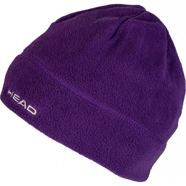 Head GOBY fialová UNI - Fleecová čepice
