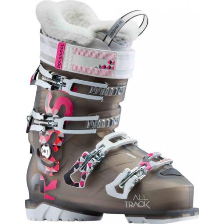 Dámska lyžiarska obuv - Rossignol ALLTRACK 70 W BLACK