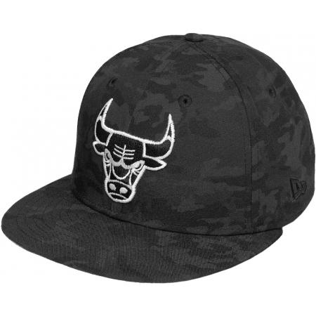 Șapcă de club - New Era 59FIFTY NBA CAMO CHICAGO BULLS