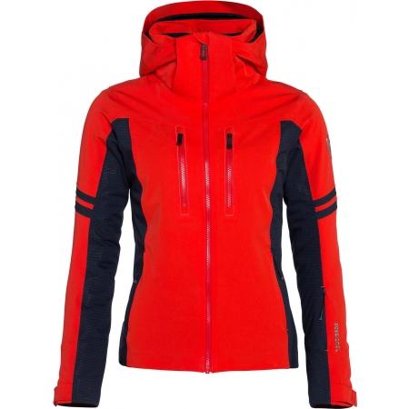 9862341baa Techniczna kurtka narciarska damska - Rossignol COURSE JKT W - 1