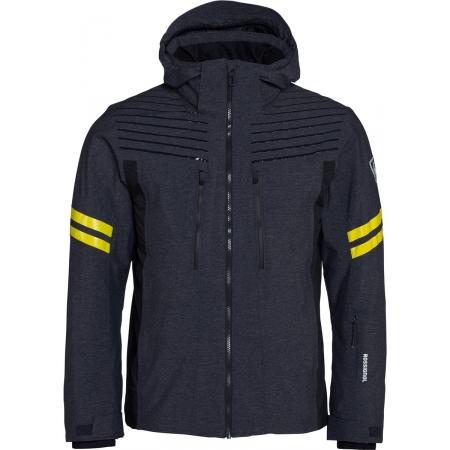 Pánská lyžařská bunda - Rossignol COURBE OXFORD - 1