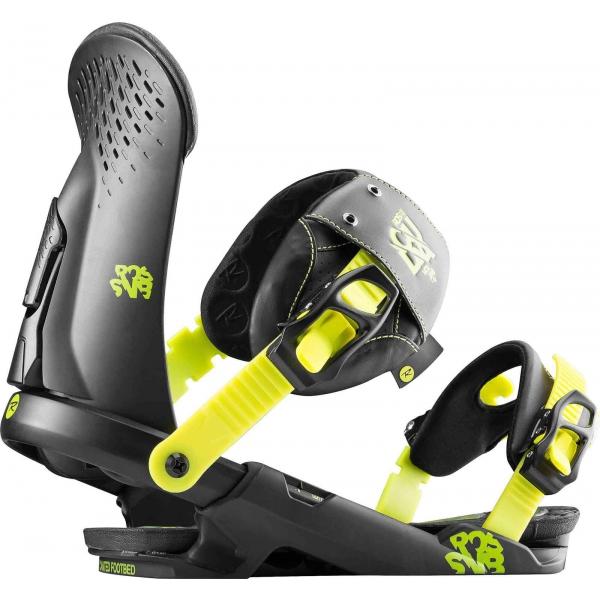 Rossignol CUDA - Pánske viazanie na snowboard