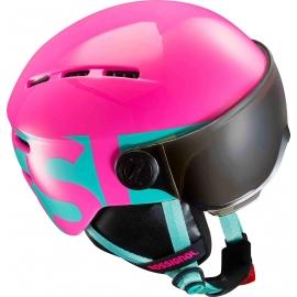 Rossignol VISOR JR - Kask narciarski juniorski
