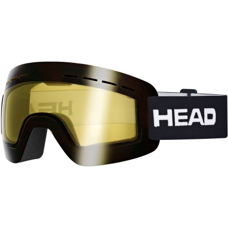Head SOLAR YELLOW - Ski goggles