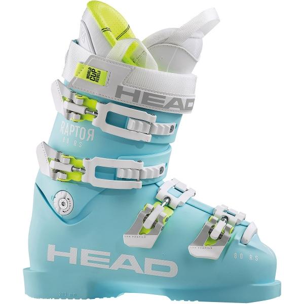 Head RAPTOR 80 RS W modrá 24 - Sportovní dámská lyžařská obuv