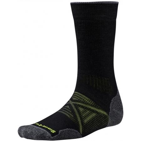Smartwool PHD OUTDOOR MEDIUM CREW - Pánské turistické ponožky