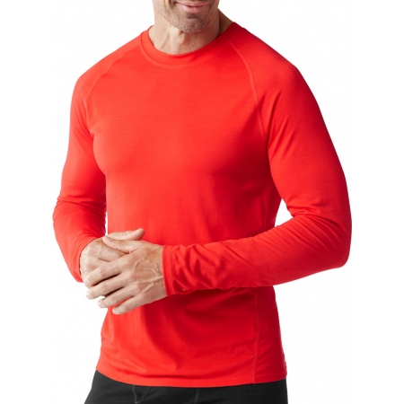 Pánské tričko - Smartwool MERINO 150 BASELAYER LS M - 1