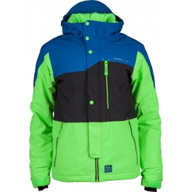 O'Neill PB DIALLED JACKET - Chlapecká lyžařská/snowboardová bunda