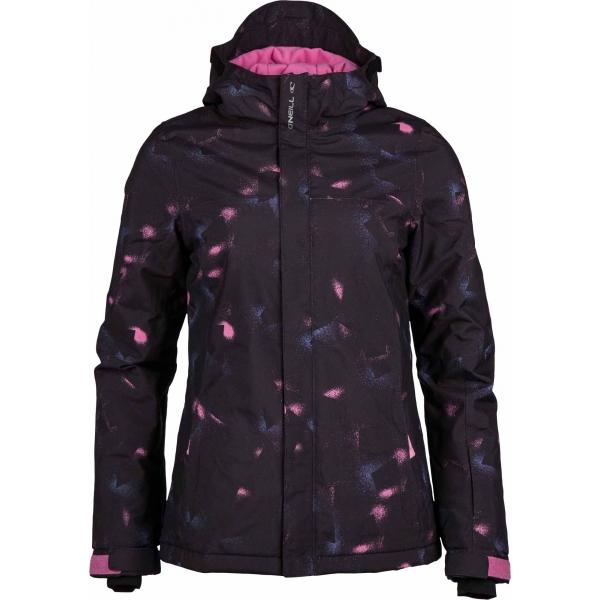 O'Neill PG DAZZLE JACKET černá 128 - Dívčí lyžařská/snowboardová bunda