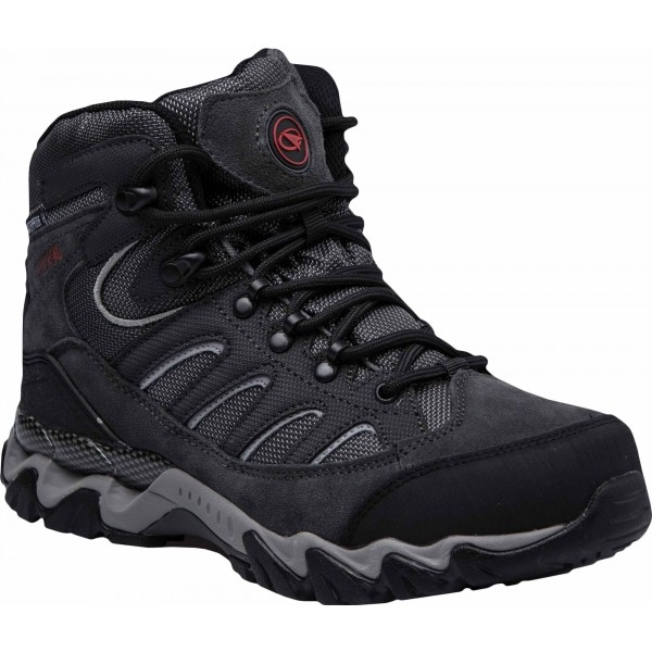 Crossroad DUST čierna 42 - Dámska treková obuv