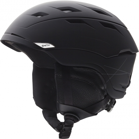 Smith SEQUEL MATT BLACK - Kask narciarski