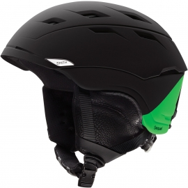 Smith SEQUEL MATT BLK SPLIT - Kask narciarski