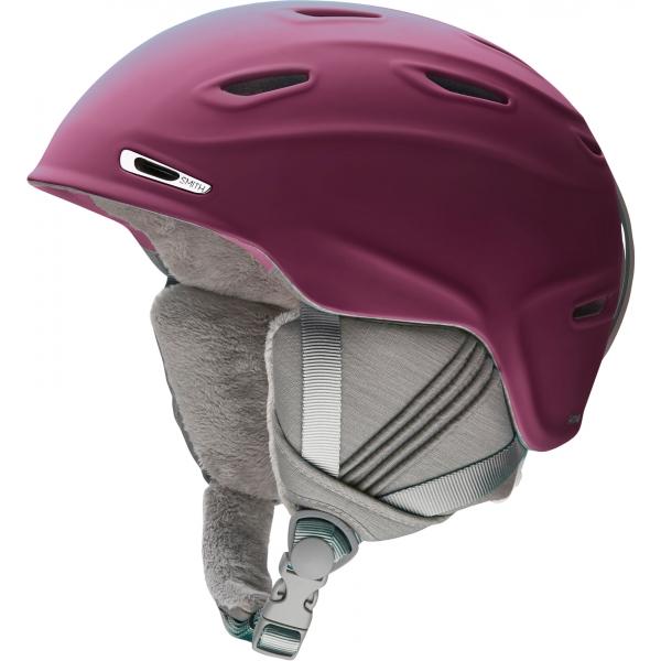 Smith ARRIVAL W bordowy (55 - 59) - Kask narciarski