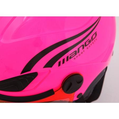 Dětská sjezdová helma - Mango ROCKY PRO - 3