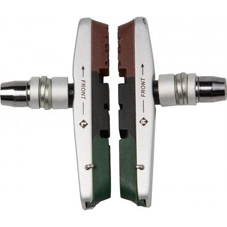Brzdové špalky pro V-brzdy - Arcore ABR-1