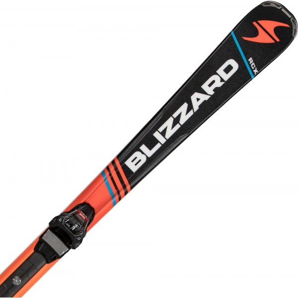 Blizzard RCX + IQ TP 10 - Zjazdové lyže
