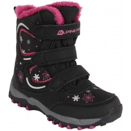 ALPINE PRO KABUNI - Detská zimná obuv