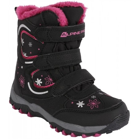 ALPINE PRO KABUNI - Kids' Winter Boots