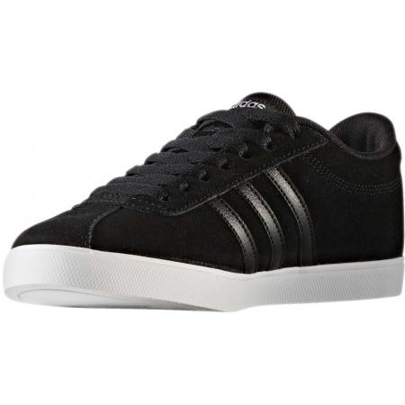 Women's shoes - adidas COURTSET W - 4