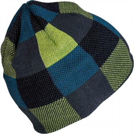 Chlapčenská pletená čiapka - Lewro BINN - 2