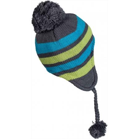 Detská pletená čiapka - Lewro ADAM - 2