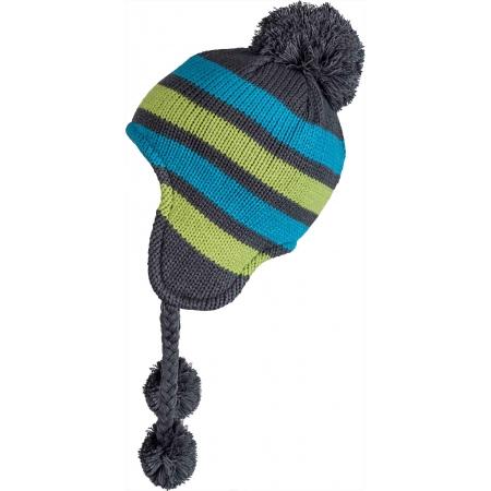 Dětská pletená čepice - Lewro ADAM - 1