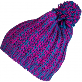 Lewro HANKA - Girls' knitted hat