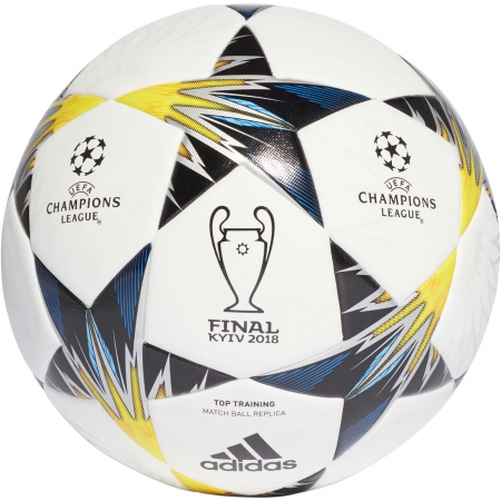 Minge de fotbal - adidas FINALE KIEV TT