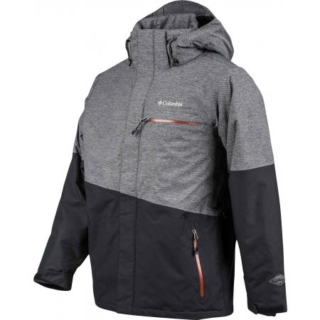 Pánská zimní bunda - Columbia PISTE BEAST JACKET - 2