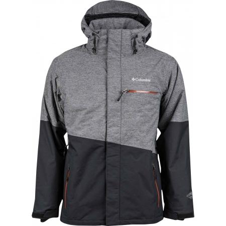 Pánská zimní bunda - Columbia PISTE BEAST JACKET - 1