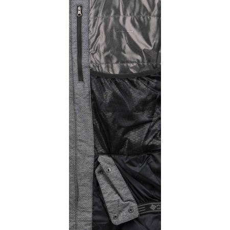 Pánská zimní bunda - Columbia PISTE BEAST JACKET - 5
