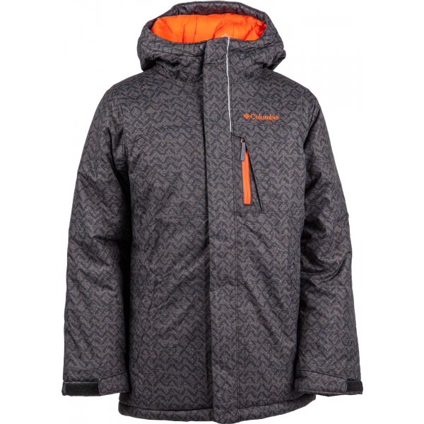 Columbia ALPINE FREE FALL JACKET BOYS - Chlapčenská zimná bunda