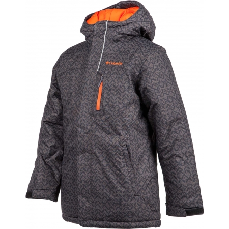 Boys' winter jacket - Columbia ALPINE FREE FALL JACKET BOYS - 2