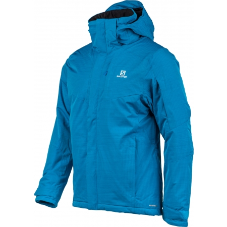 Pánska zimná bunda - Salomon STORMSPOTTER JKT M - 2
