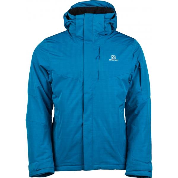 Salomon STORMSPOTTER JKT M - Pánska zimná bunda