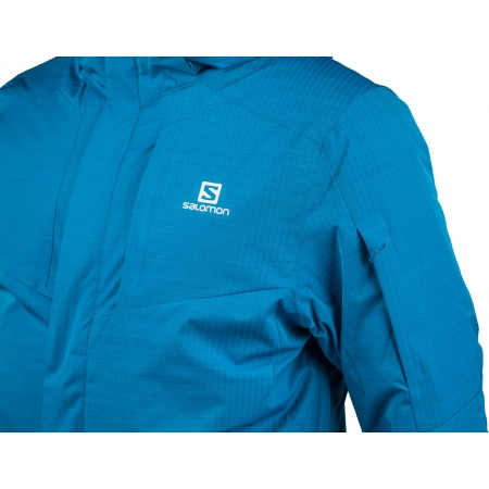 Pánska zimná bunda - Salomon STORMSPOTTER JKT M - 4