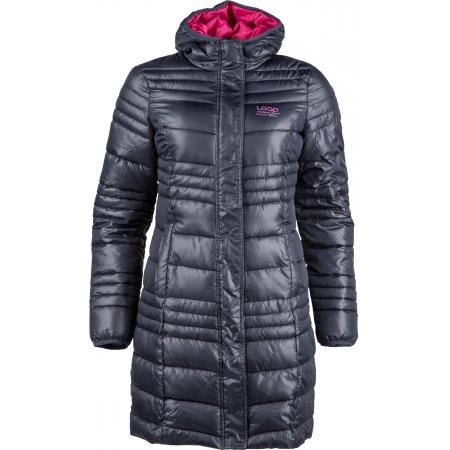 Płaszcz zimowy dziecięcy - Loap UNITA - 1