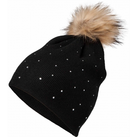 Lewro ROSA - Dievčenská pletená čiapka