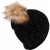 Dívčí pletená čepice - Lewro ROSA - 2