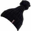 Плетена шапка за момичета - Lewro GABY - 1