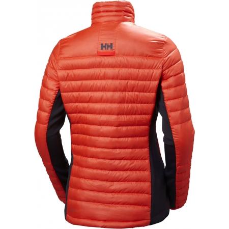 Dámska páperová  bunda - Helly Hansen VERGLAS HYBRID INSULATOR W - 2